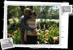 Jordan Iris Selous w postcard