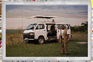 Timeline Toyota Minibus
